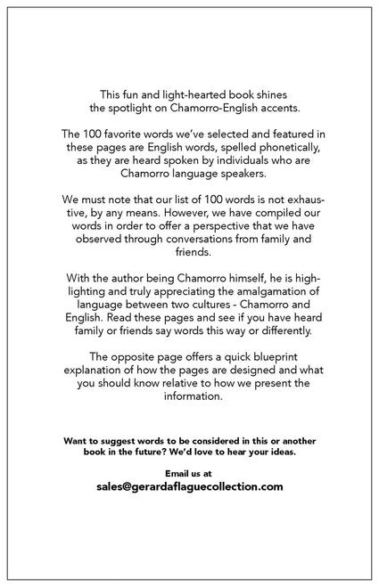 Chamorro language
