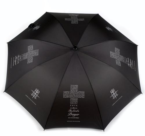 Chamorro (Guam/CNMI) Lord's Prayer Tribe Brand 54 Inch Umbrella