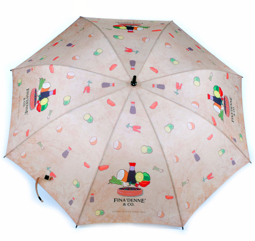 Finadenne and Company Tribe Brand 54 Inch Umbrella (Guam and CNMI Chamorro)