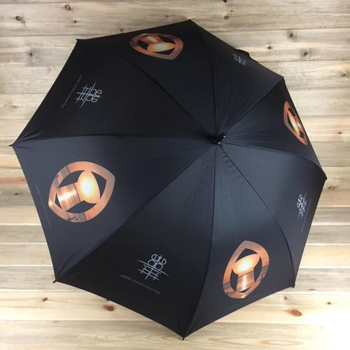 Latte Stone Guam Seal Sunset Tribe Brand 54 Inch Umbrella