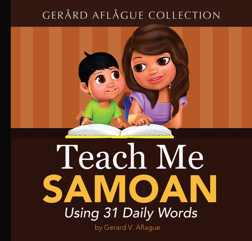 Teach Me Samoan Children's Book