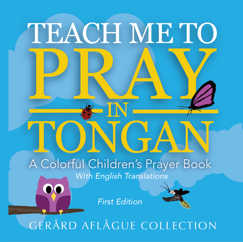 Teach Me to Pray in Tongan Book