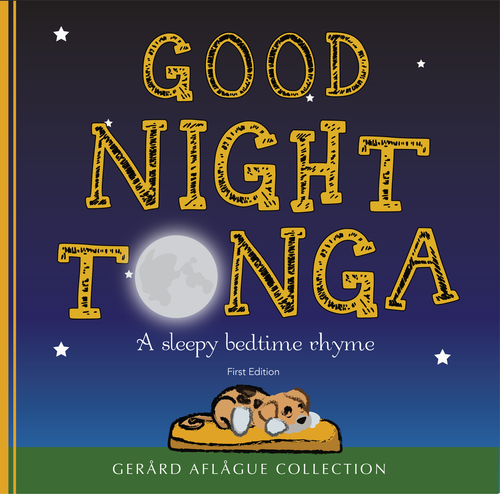 Good Night Tonga - A Sleepytime Bedtime Rhyme Children's Book