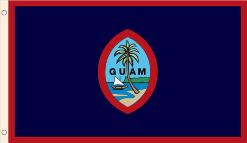 This is the Official U.S. Territorial Guam flag.