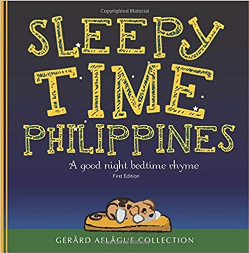 Sleepy Time Philippines - A children's bedtime rhyme