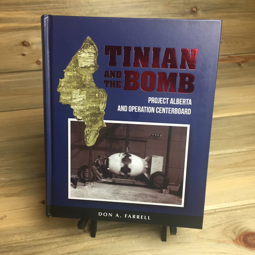 Tinian and the Bomb - Hardcover