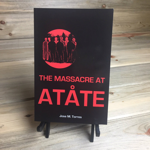 The Massacre at Atate - Softcover