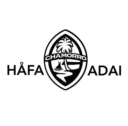 Hafa Adai Chamorro Guam Seal Decal (Choose Color) 14