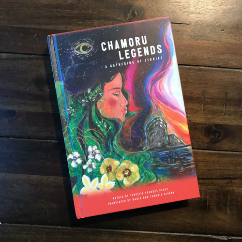 Chamoru Legends Book