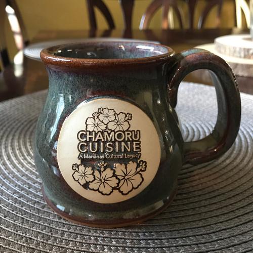 CHAMORU CUISINE  Ceramic Coffee Mug