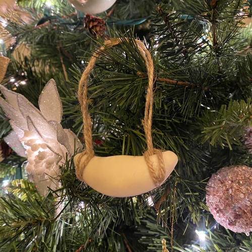 Mini Handmade Chamorro Sinahi Ornament