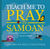 Teach Me to Pray in Samoan Children's Book