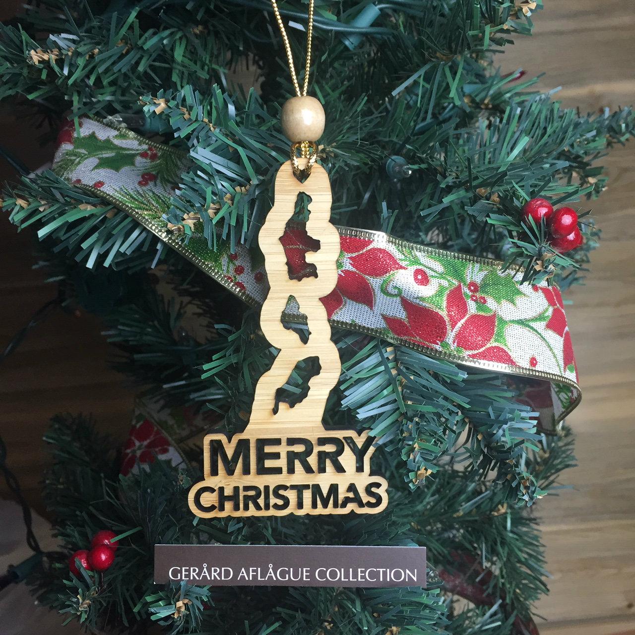 Island Christmas Tree.New Cnmi Islands Christmas Tree Ornament Chamorro