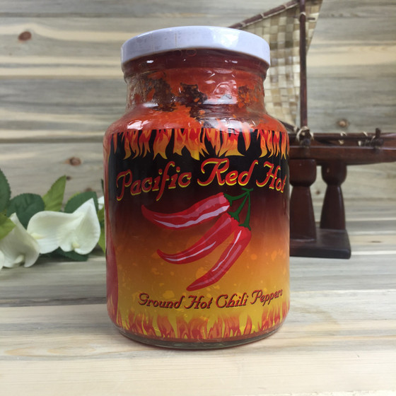Pacific Red Hot Pepper Donne Dinanchi 24 Oz