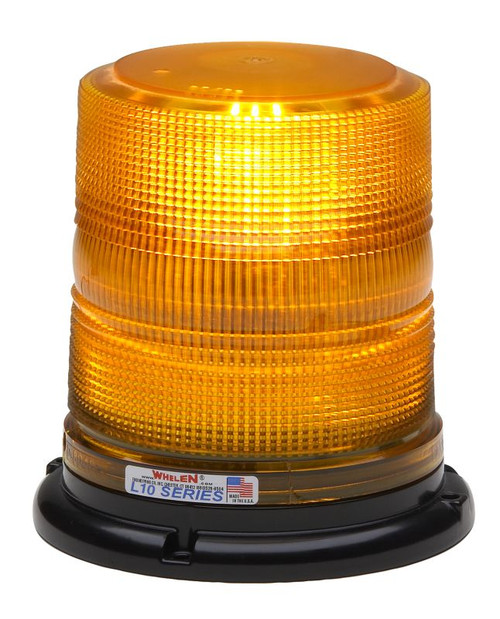 L10 Series Super-LED® Beacon, Class 1 Amber