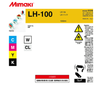 LH-100 Clear Ink (1L)