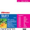 Sb411 Ink (2L)