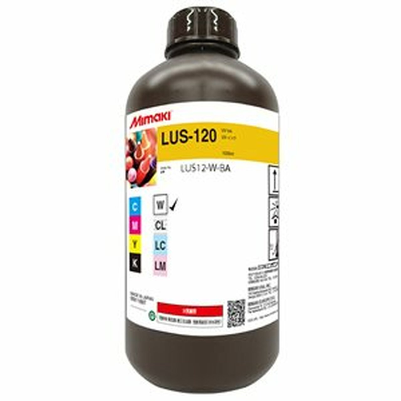 LUS-120 Clear Ink (1L)