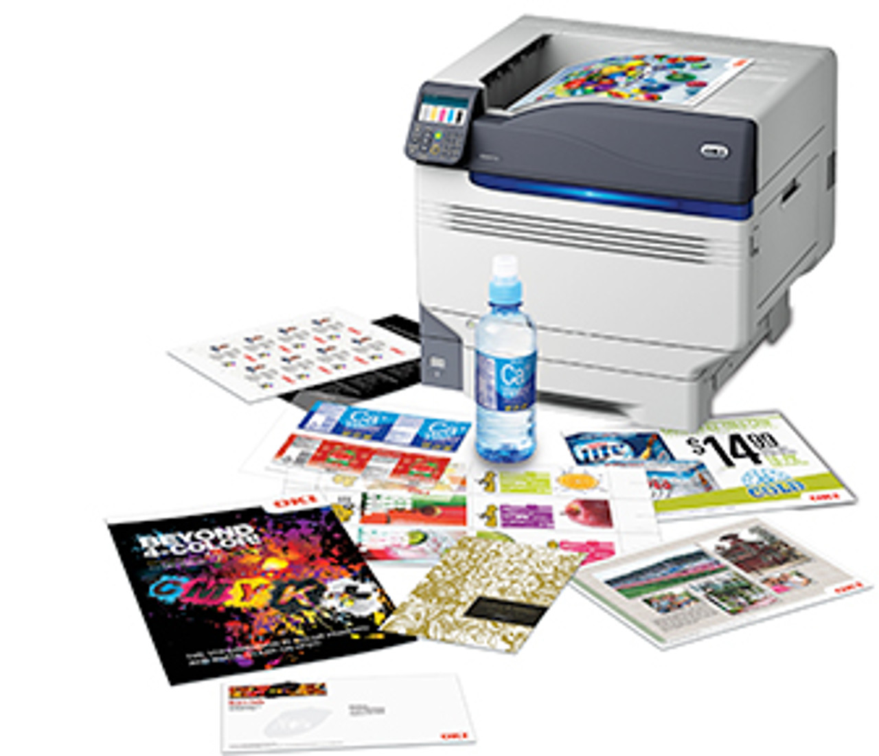 OKI C941e Digital LED Printer
