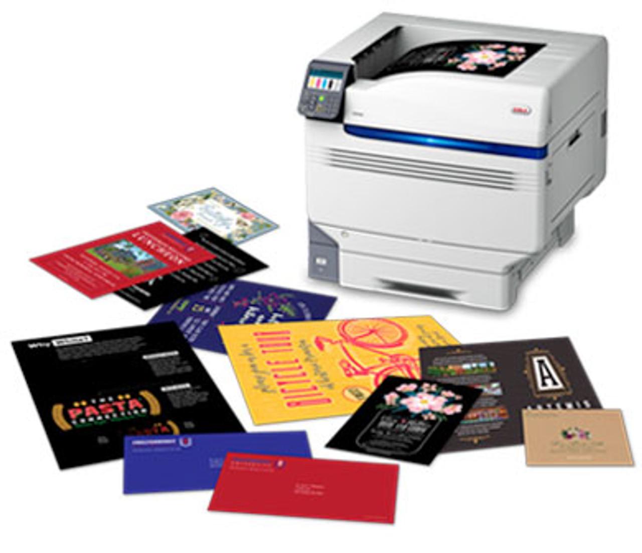 OKI C942dn Digital LED Printer