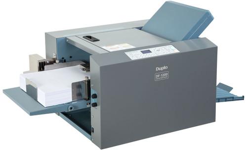 DF-1200 Air-Suction Folder
