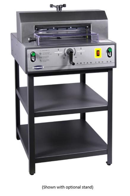 Challenge Machinery Spartan® 150 SA Paper Cutter
