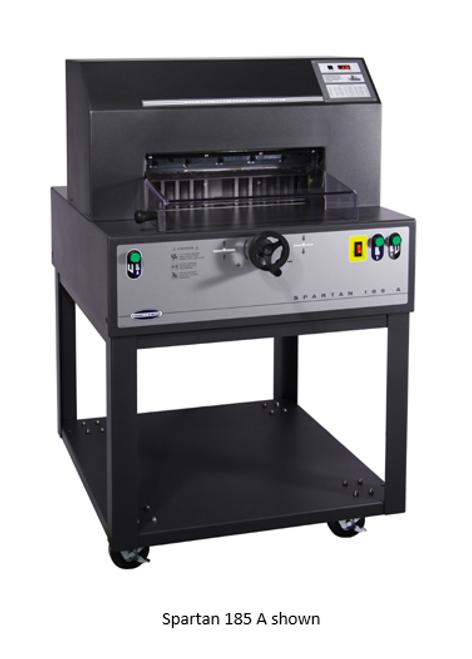 Challenge Machinery Spartan® 185 SA Paper Cutter