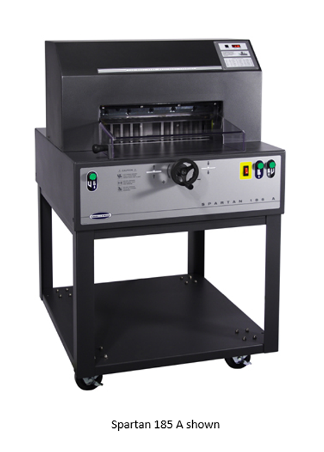 Challenge Machinery Spartan® 185 A Paper Cutter