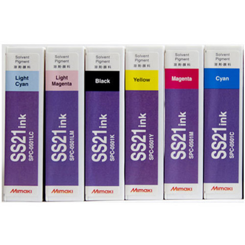 SS21 Solvent Ink (440ml)