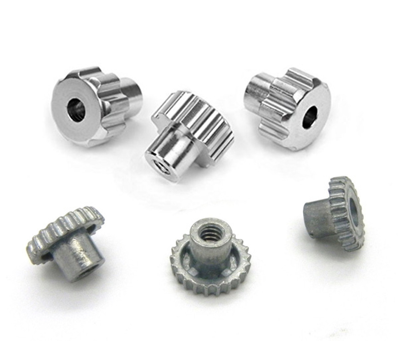 Metal Thumb Nuts for Airline Approved Kennels - Bulk 25