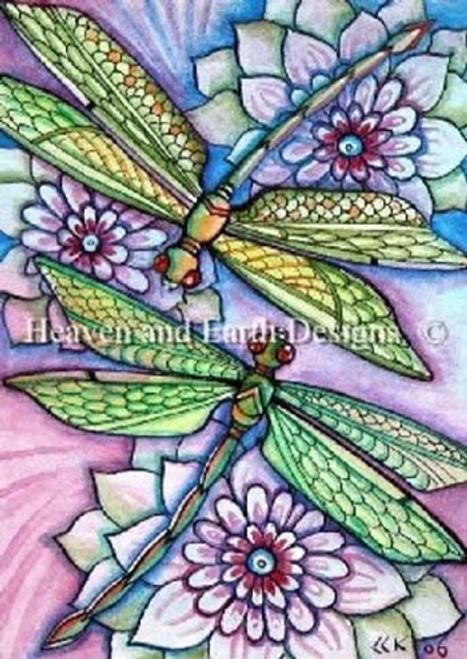 QS Drangonflies