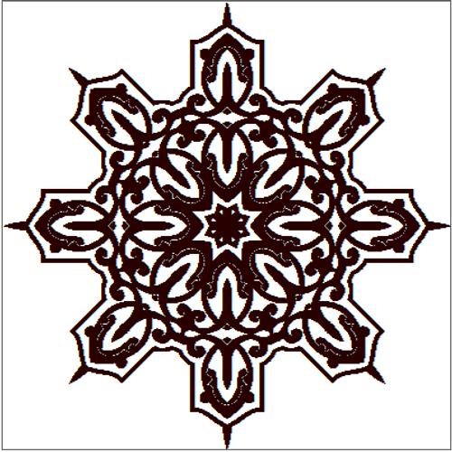 Decorative Ornament 1 - PDF Download