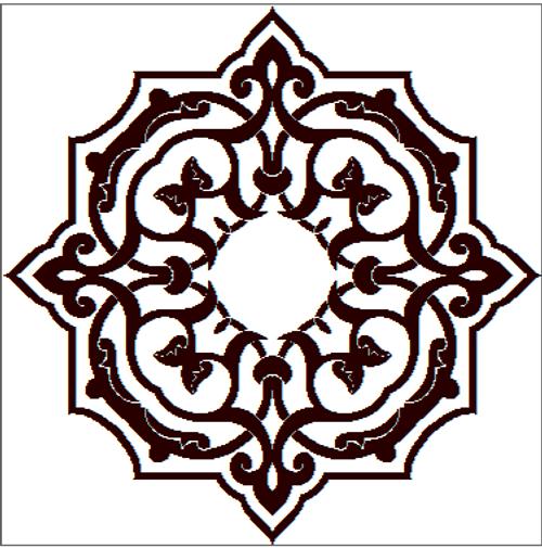 Decorative Ornament 2 - PDF Download