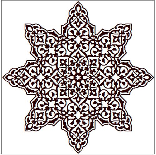 Decorative Ornament 3 - PDF Download