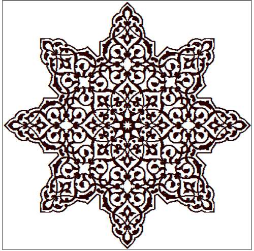 Decorative Ornament 3 - PDF Download