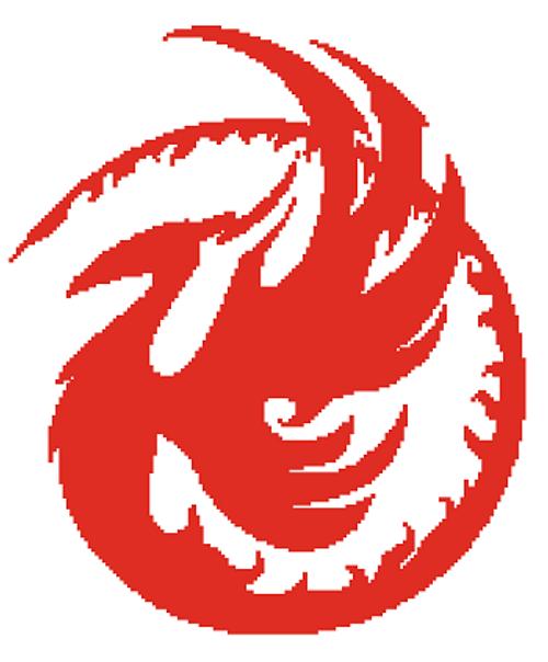 Phoenix Silhouette - PDF Download