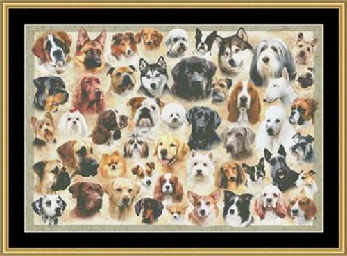 DOGS (Mystic Stitch)