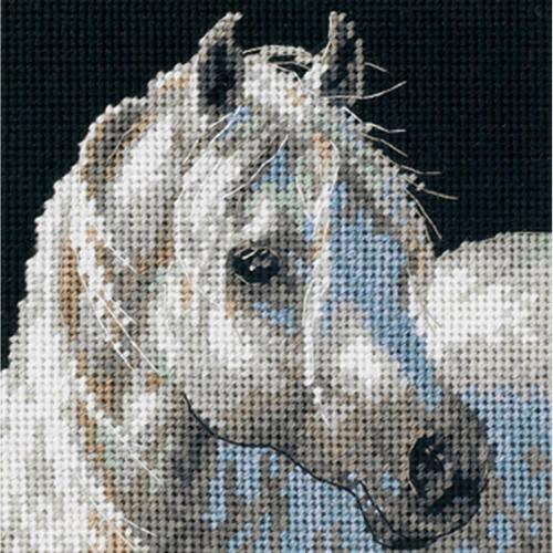 Gentle Strength - Dimensions Mini Needlepoint Kit