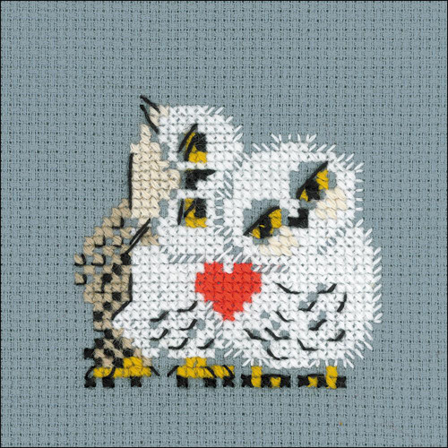 Love - Riolis Counted Cross Stitch Kit