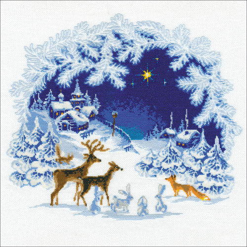 Christmas - Riolis Counted Cross Stitch Kit