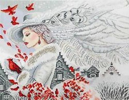 Winter is Coming - Marya Iskusnitsa Counted Cross Stitch Kit