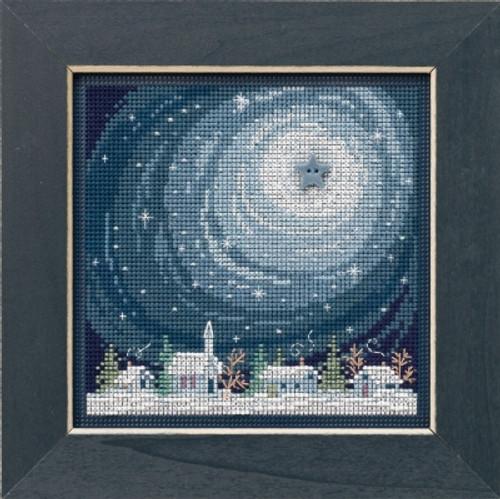 Winter Glow - Mill Hill Buttons & Beads Winter Series