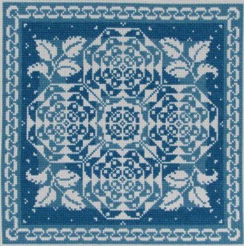 Tussie-Mussie Counted Cross Stitch Pattern - Gracewood Stitches