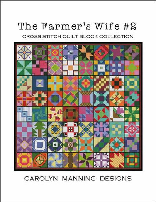 The Farmer's Wife #2 Counted Cross Stitch Pattern