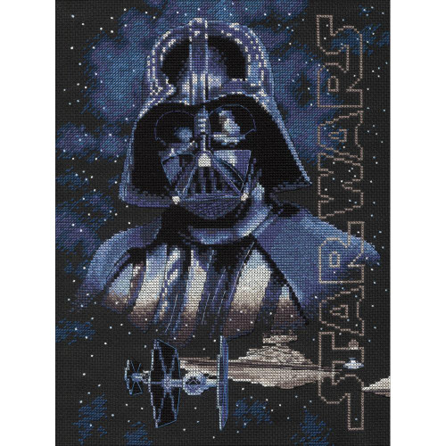 Star Wars™ Darth Vader™ - Dimensions Counted Cross Stitch Kit