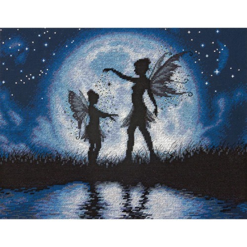 Twilight Silhouette - Dimensions Counted Cross Stitch Kit