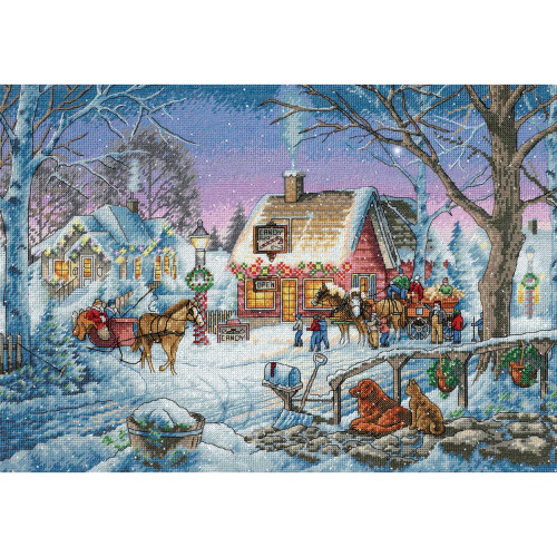 Sweet Memories - Dimensions - The Gold Collection Counted Cross Stitch Kit