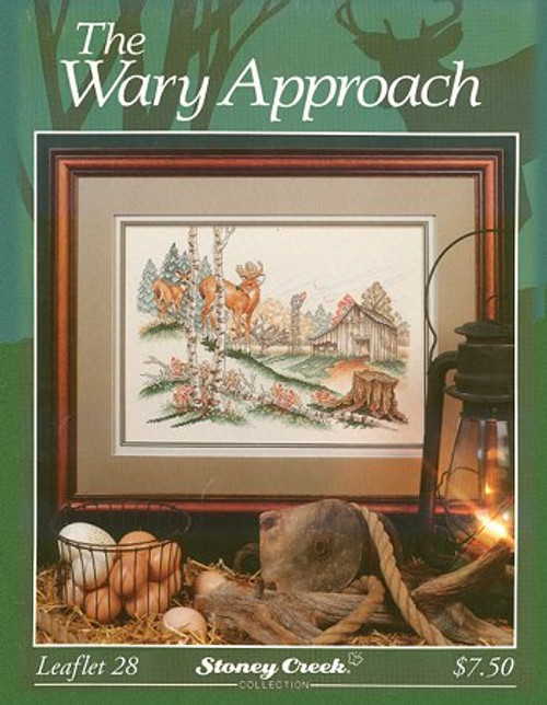 The Wary Approach Stoney Creek Counted Cross Stitch Pattern