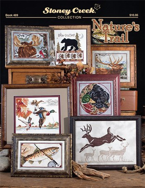 Nature's Trail Stoney Creek Counted Cross Stitch Patterns