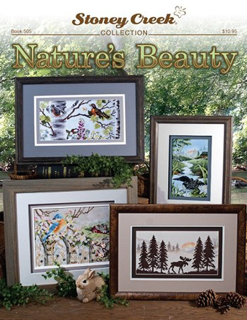 Nature's Beauty Stoney Creek Counted Cross Stitch Patterns